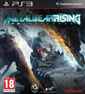 Metal Gear Rising Revengeance Ps3 - Play Mexico