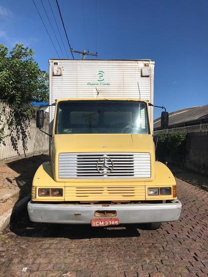 Mercedes-benz 1218 Toco Baú 7 Metros 1994