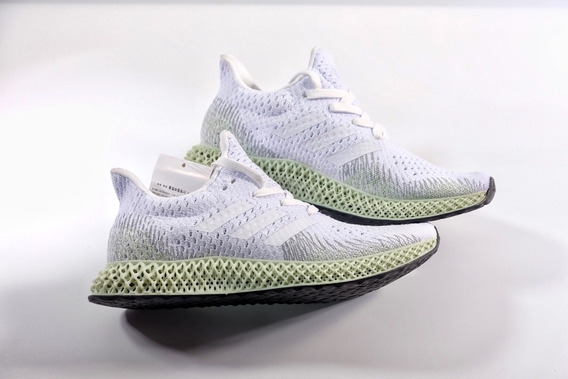 adidas Futurecraft 4d White