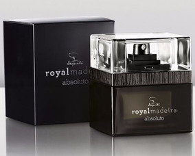 $ Royalmadeira Absoluto 75ml Masculino Jequiti