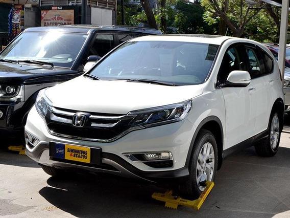 Honda Cr-v Crv Exl 4x4 2.4 Aut 2017