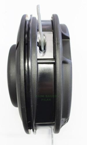 Cabezal Tanza Automatico Husqvarna 132r/142r/143r/343fr/250r