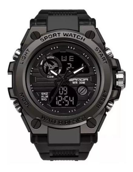 Relógio Masculino Esportivo Militar Original Super Oferta