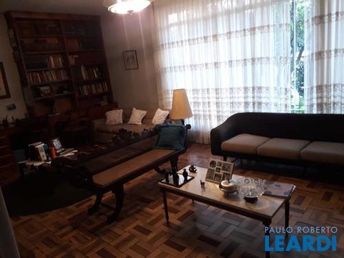 Imagem 1 de 15 de Casa Assobradada - Vila Nova Conceição - Sp - 609707