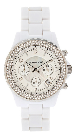 Relógio Michael Kors Mk5300 Orig Chron Anal!