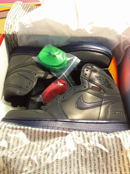 Tênis Nike Air Jordan 1 Retro High Zoom Fearless Novo, 39