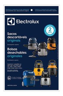 Kit De 3 Bolsas Desechables Aspiradora Gt2000