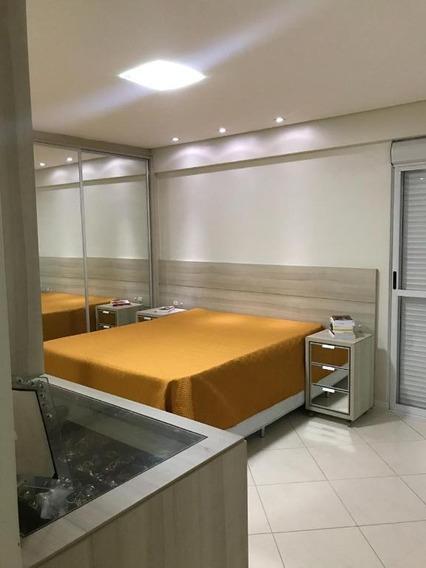 Apartamento Em Campinas, São José/sc De 135m² 3 Quartos À Venda Por R$ 583.000,00 - Ap270635