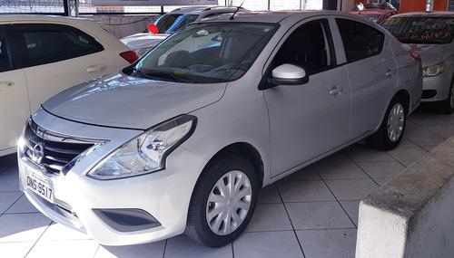 Nissan Versa Confort 2018 Completao E 61mil Km! Ac Troca
