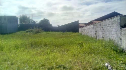 Terreno No Cibratel 2 Escriturado Em Itanhaém - 5996   Npc