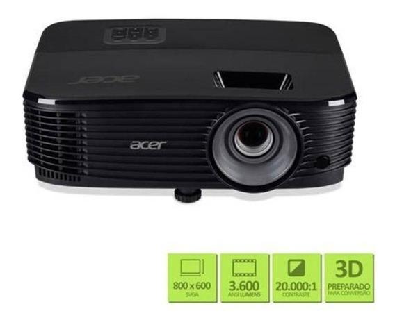 Projetor Data Show Acer X1123h! 3600 Lumens!