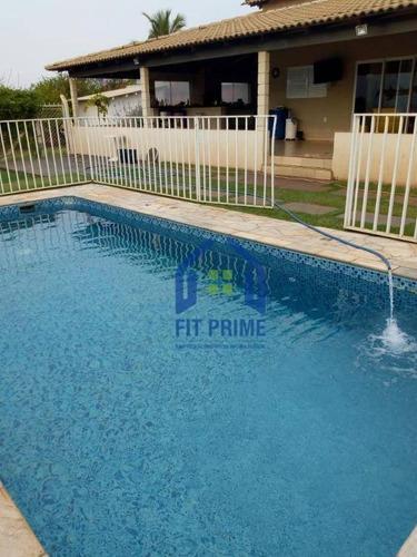 Chácara Com 2 Dormitórios À Venda, 1000 M² Por R$ 350.000,00 - Recanto Dos 18 - Ipiguá/sp - Ch0215