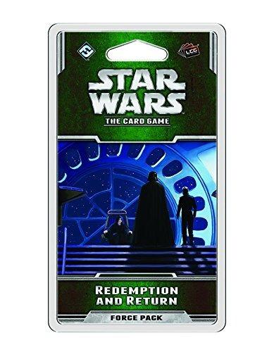 Star Wars Lcg: Juego De Tarjeta De Devolución Y Devolución