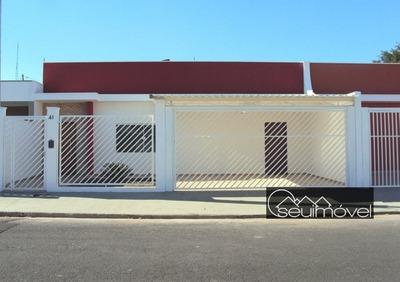 Casa Residencial À Venda, Jardim Rancho Grande, Itu - Ca0446. - Ca0446