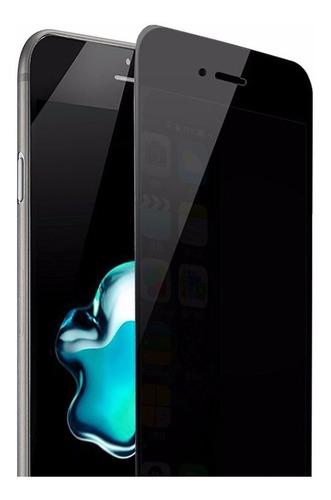 Vidrio Templado De Privacidad Antiespia Para iPhone  7 8