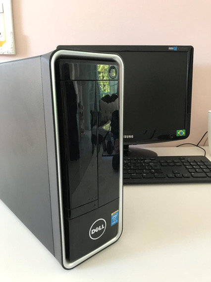 Pc Dell Inspiron Core I5 Geração 3 2,90ghz 4gb 1tb