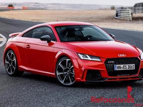 Desarmo Audi Tt 2016 Accesorios Y Piezas Originales