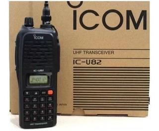 Radio Vhf Icom Ic-v82 144 Mhz