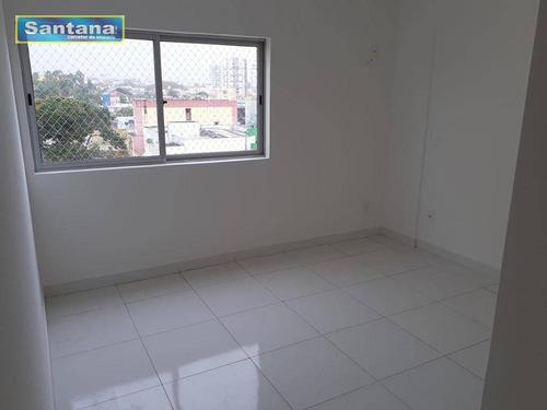 Apartamento Com 2 Dormitórios À Venda, 69 M² Por R$ 270.000,00 - Centro - Caldas Novas/go - Ap0574
