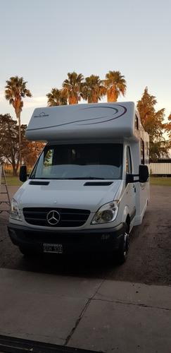 Mercedes Benz Sprinter Motor Home