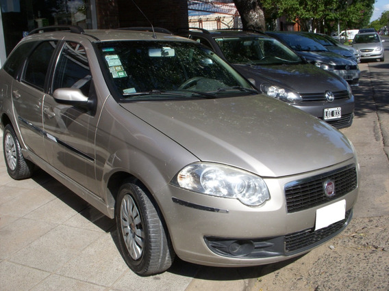 Fiat Palio Weekend Attractive 1.4 5p 2010