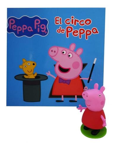 Imagen 1 de 8 de La Casa De Peppa Pig Clarin 13 Entregas Elegí La Tuya