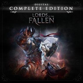 Jogo Lords Of The Fallen Deluxe - Ps4 - Psn Original 1