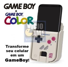 Smartboy Transforma Celular Em Gameboy