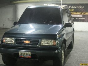 Chevrolet Vitara 2p 4x4 - Sincronico