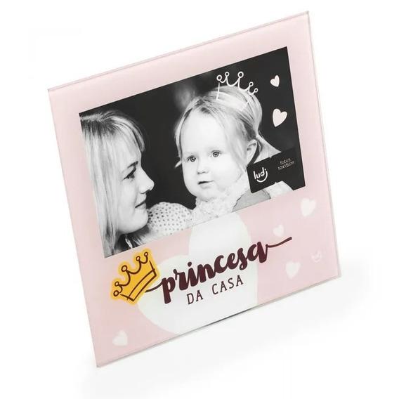 Porta Retrato Bebe Princesa