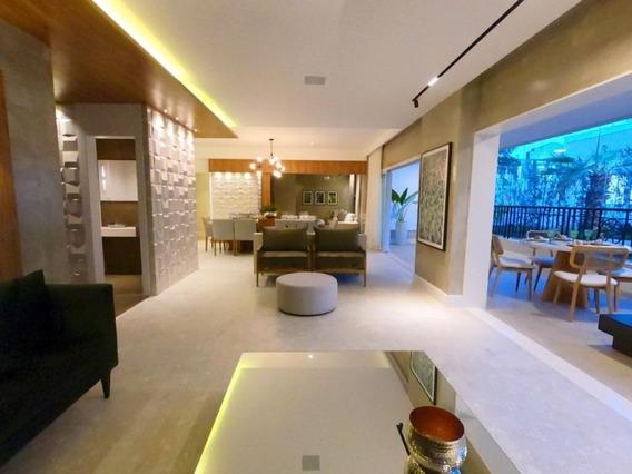Apartamento Com 4 Dormitórios À Venda, 314 M² Por R$ 2.370.000,00 - Edifício Dijon - Sorocaba/sp - Ap0144 - 67639966