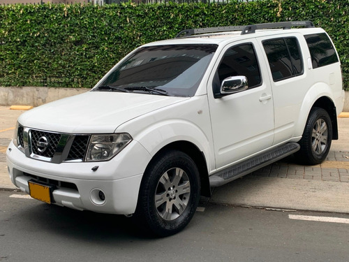 Nissan Pathfinder 7 Psj Full Equipo
