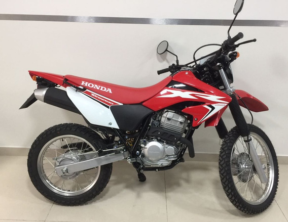 Honda Tornado Xr 250 0 Km 2020 0km 999 Motos Enduro Cross