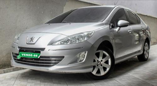 Peugeot 408 2011 2.0 Allure Flex 4p