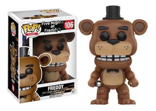 Funko Pop Freddy#106 Five Nights At Freddys Original Ofert!