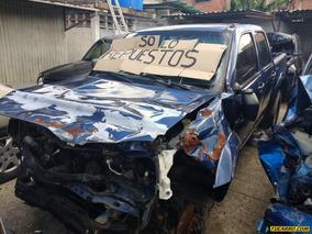 Chocados Chevrolet Luv Dmax