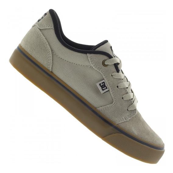 Tênis Dc Shoes Anvil La Original Promoção