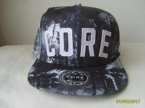 Gorra Core Footwear Plana