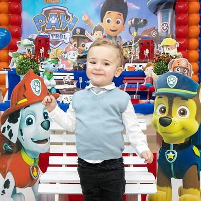 Cobertura Fotográfica Aniversário Infantil Sp - Fotografia
