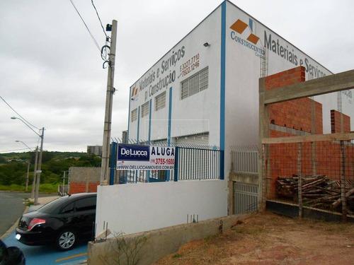 Imagem 1 de 2 de Barracão Á Venda E Para Aluguel Em Jardim Campos Elíseos - Ba026136