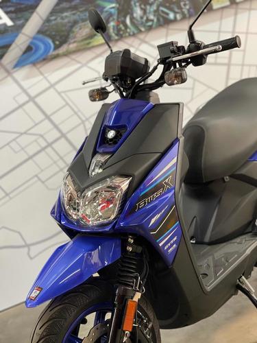 Yamaha Bws-fi 2021
