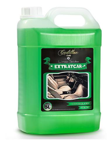 Líquido Para Extratoras Apc 5 Litros - Extratcar - Cadillac