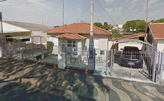 Casa Com 3 Dormitórios À Venda, 171 M² Por R$ 325.000 - Vila Industrial - Campinas/sp - Ca12801