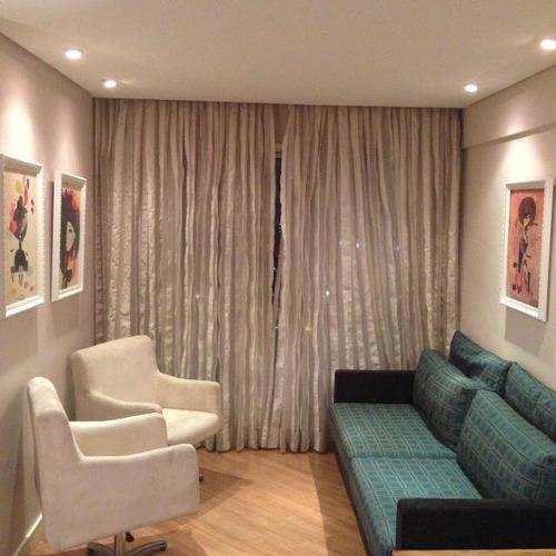 Imagem 1 de 15 de Apartamento Residencial À Venda, Aclimação, São Paulo. - Ap4035