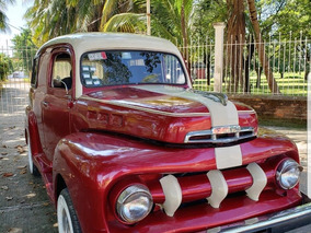 Clasico Ford Panel 52