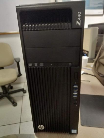 Hp Z440 32gb Ram 1tb Hdd Xeon E5 1620 V3