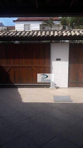 Casa Residencial À Venda, Piratininga, Niterói. - Ca0443