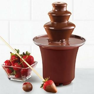 Fonte Cascata De Chocolate Fondue Chocofest Maquina Elétrica