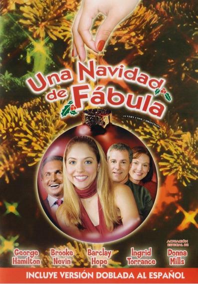 Una Navidad De Fabula A Very Cool Christmas Pelicula Dvd