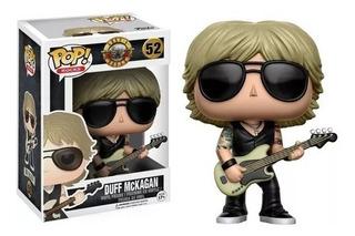 Funko Pop! Duff Mckagan #52 Guns And Roses Original Stock